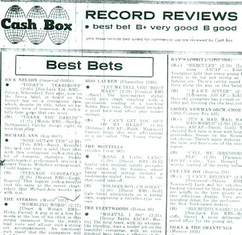 Cashbox Review