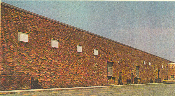 Shelley Products warehouse, 220 Broadway, Huntington Station, early 1970s